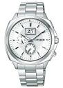 Citizen collection eco-drive men's watch BT0080-59 A