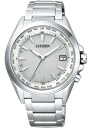 Atessa citizen mens watch eco-drive world time CB 1070 radio-56A
