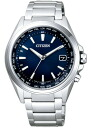 Atessa citizen mens watch eco-drive world time radio CB1070-56L