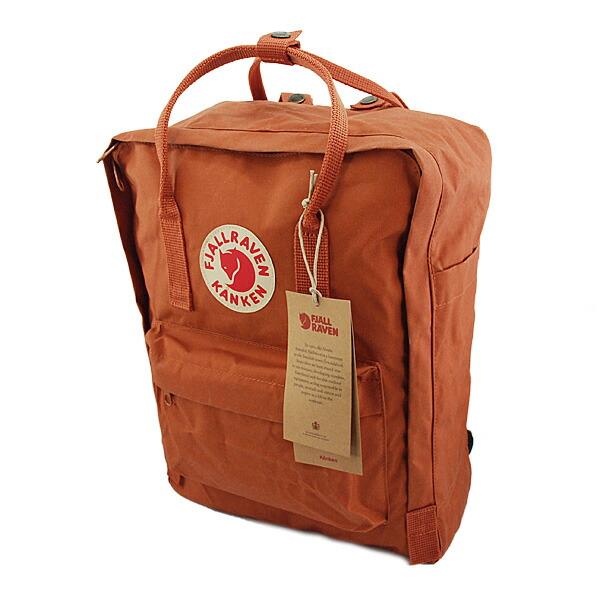 kanken backpack brick
