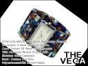 Nixon Womens watches THE VEGA Vega Vega watercolor acetate A726-1116