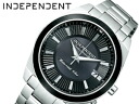 Independence men watch solar radio time signal black KL3-510-51