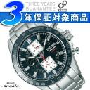 セイコーブライツアナンタメンズ watch mechanical chronograph self-winding watch machine type navy SAEH005