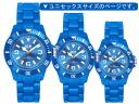 Ice watch watch ice-watch ice-Solid ice solid unisex size blue SDBEUP