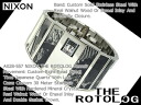 Nixon Mens Watches THE ROTOLOG memoir A028-557