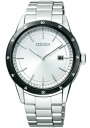 Citizen collection men watch ecodrive solar chronograph silver AW1164-53A