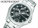 Independence men watch Citizen citizen solar technical center multi-function black KB1-112-51