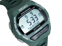 Seiko ProspEx Super runners running watch green SBDF023