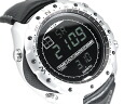 Suunto エックスランダー outdoor watch digital Watch Silver / Black SS012197310