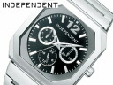 Independence men watch Citizen citizen multi-function black BH7-113-51