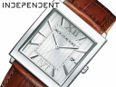 Independent men's watches CITIZEN citizen silver Brown BQ1-115-10