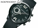 It is going to release it in the INDEPENDENT girl independence girl Lady's watch chronograph black BR3-041-50 ※ middle of May