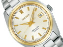 SEIKO mechanical self-winding watch standard series men watch white X gold stainless steel belt SARB070