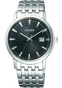 Citizen form men watch Eco drive black BM6770-51G