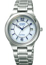 Citizen form men watch Eco drive white FRA59-2202