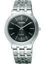 Citizen form men watch Eco drive black FRD59-2541