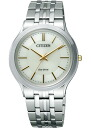 Citizen form men watch Eco drive ivory FRD59-2542