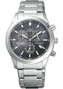 Citizen forma mens watch eco-drive chronograph black FRH59-2181