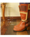 * cawaii×antique * cawaii original design. Life with riding boots I found in France. designed by hisamoto. Women's fashion Mori girl (s) 12 / 28 new!