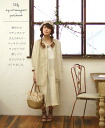 A natural (natural Beige) cawaii original living patchwork one piece