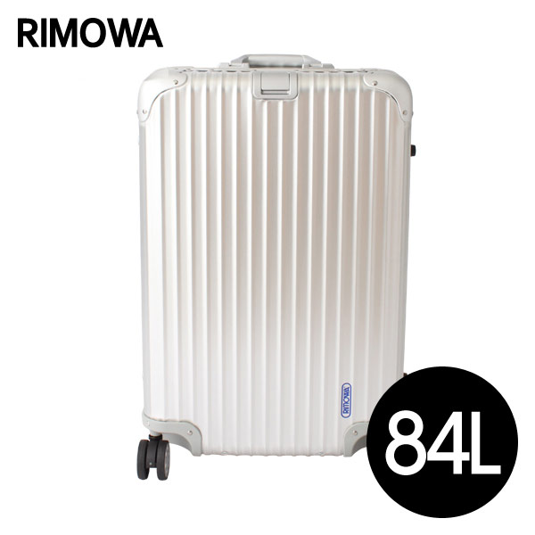 onestep rakuten global market rimowa rimowa topaz 84 silver topas suitcase. Black Bedroom Furniture Sets. Home Design Ideas