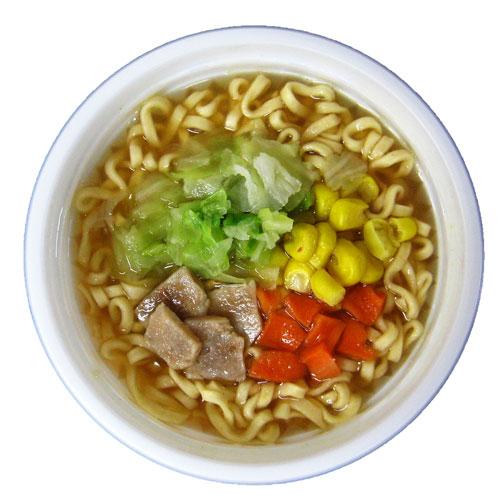 徳島製粉金ちゃんトクフン食堂味噌味74g