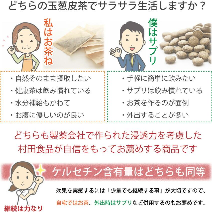 11お茶とサプリの比較13