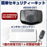��ñ�������ƥ������å�(AEGIS-OS1&�ԥ�������֥Хåƥ)