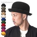 [] [모자] 선택할 수 있는 컬러풀 9 색 カブロカムリエ 남녀 겸용 남성도 여성도 즐길 수 있는 확고 한 품질 놀라운 가격! 크기를 조정할 수 있는 간단한 펠트 ボーラー 햇 BASIX BOWLER에서 [남녀 공용] #WN: H #HA: F