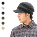 Sweatshirts casket / work Cap Hat ★ Terry crosscut border pattern #CQ