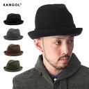 KANGOL Hat wool Player 5 colors KANGOL WOOL PLAYER HAT #HA: F