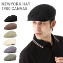 New York Hat cotton canvas 1900 hunting 6 colors NEW YORK HAT COTTON CANVAS 1900 #HT.