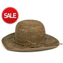 SALE sale オンスポッツ another note Christie Crown Hat Brown ONSPOTZ ORIGINAL LADIES CHRISTY's CROWN HAT BROWN #WN: S