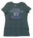 아메리칸이 글/American Eagle 여성 T-셔츠 (XL 사이즈)
