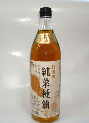 【村山製油】純菜種油