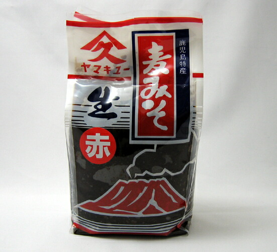 【久保醸造】麦味噌赤