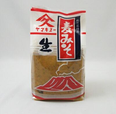 【久保醸造】麦味噌白
