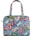 Cath kidston (Cath Kidston) ラージジップ bag ( luggage tag ) fs3gm