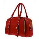 Mary Bianco (melie bianco) Lucille 2Way handbag & slant credit bag (red) fs3gm
