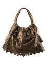 メリービアンコ ( melie bianco ) 4-ruffle lace bag (bronze) upup7 our shop normal price 15,800 yen so far.