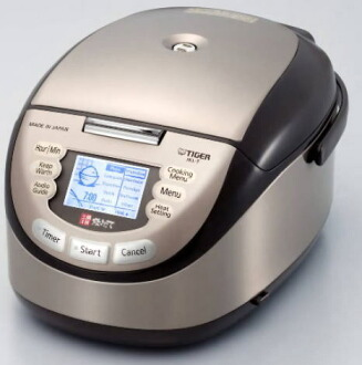 虎牌  JKL-T 10 W  電飯鍋  (陶鍋 IH 電飯煲信使 1.0 L 220 V)
