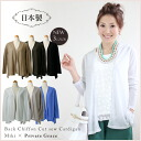 ★◇ Back chiffon change cut-and-sew cardigan long sleeves