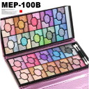 Pro spec eyeshadow palette, makeup palette, 100 eyes palette color MEP-100B