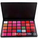Lip palette, gloss, lipstick fell hard, 35 make-up palette color MLP-35L