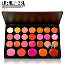 Lip palette, gloss, lipstick fell hard, diamond color palettes 26 colors MLP-26L (gloss and matte) [stock]