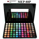 Professional eyeshadow palette, makeup palette, eyes palette 88 color MEP-88P (eye shadow)