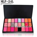 Lip palette, gross, lipstick which are hard to fall, 24 colors of makeup palette MEP-24L