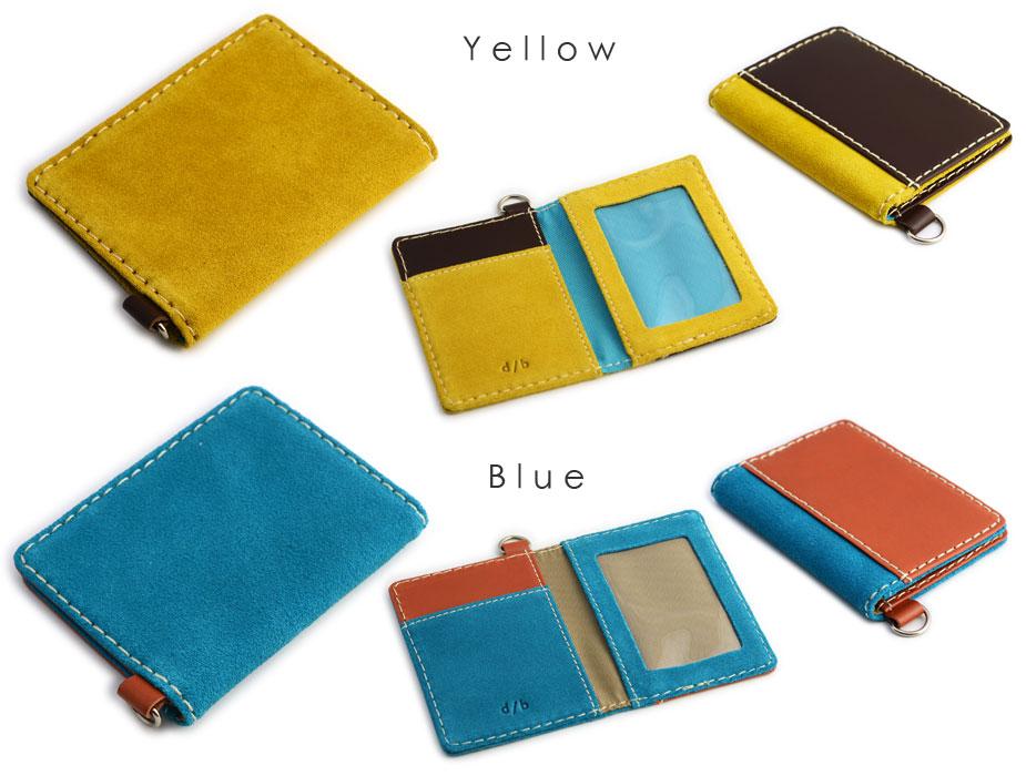Yellow, Blue