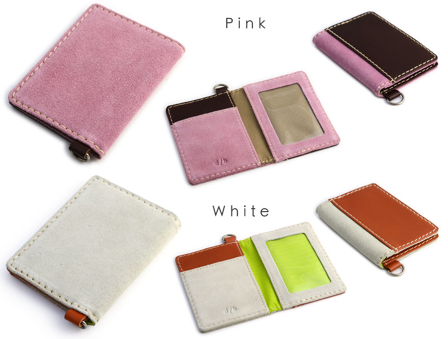 Pink, White