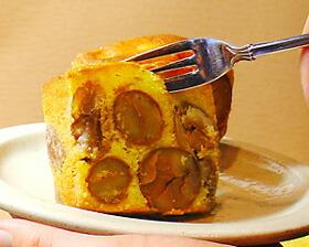 栗おたくのおとえもんが夢を形にした贅沢な焼菓子